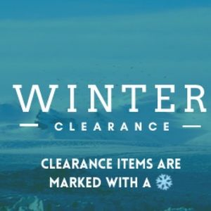 Clear out!! All items marked with ❄️